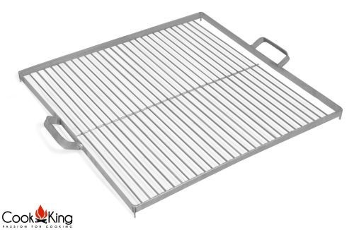 """Cook King 1112265 SS Grill Grate for 23.6"""" Fire Bowl - 17.4"""""""
