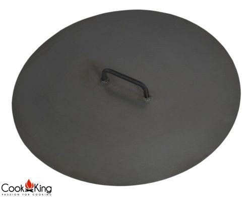 """Cook King 111301 27.6"""" Lid for Bali, Polo, Porto or Viking Fire Bowl"""