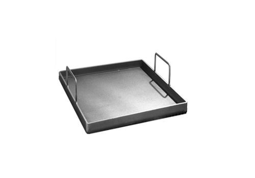 """Removeable Griddle Plate w/Handles - 12"""""""
