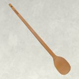 """Bayou Classic 1027 27"""" Large Wooden Spoon"""