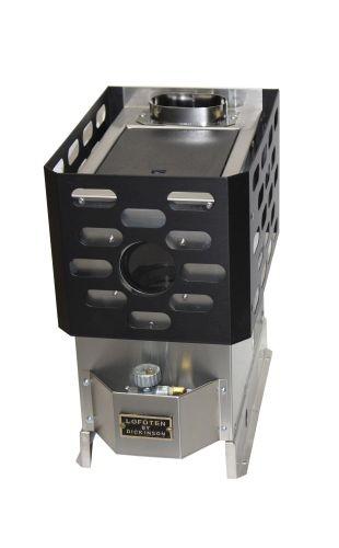 Lofoten Diesel Heater with 2 Turn Coil
