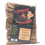 Fatwood Fire Starter in Poly Bag - FAT-2