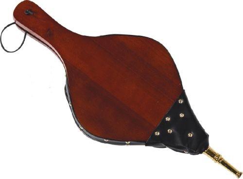 Oak Finish Bellow - 18 inch