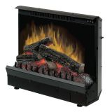Standard Electric Fireplace Insert - 23 inch