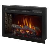 Multi-Fire XD Realogs Electric Fireplace - 25 inch