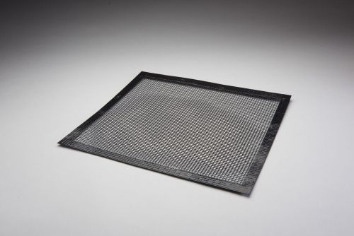 """Essentialware Flat Mesh Grill Topper with Bound Edge - 14"""" x 16"""""""