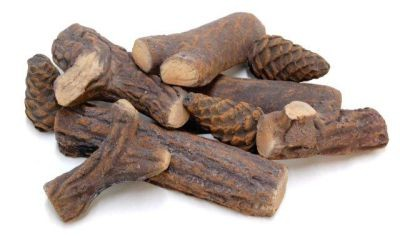 Eco-Feu Artificial Ceramic Logs-9 PC