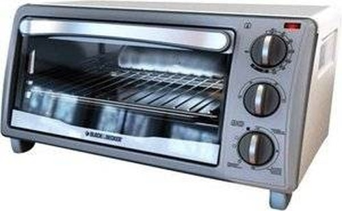 EMG Black & Decker TO1313SWD 4 Slice, Metallic Painted White Toaster Oven at Sears.com