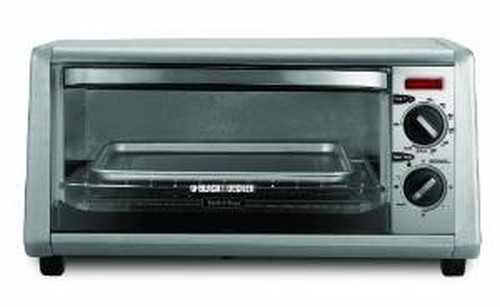 EMG Black & Decker TO1430S 4-Slice Toaster Oven, SS at Sears.com