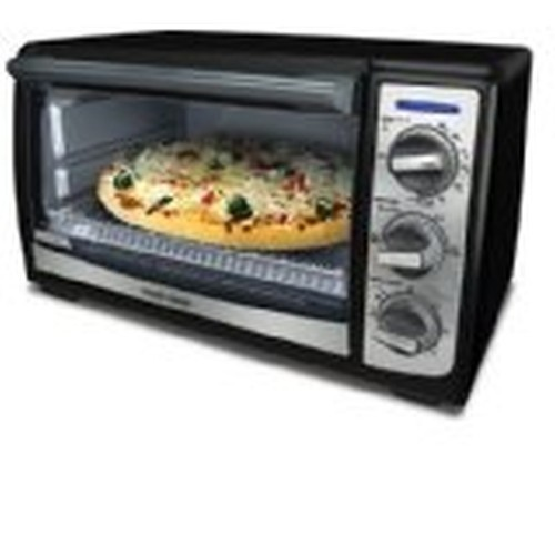 EMG Black & Decker TRO4075B 4-Slice Toaster Oven at Sears.com