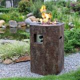 Elementi OFG601 Basalt Fire Pit - Liquid Propane