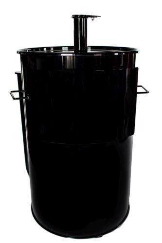 Gateway Drum Smoker 55 Gallon - Black