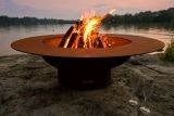 """Magnum Outdoor Fire Pit Bowl MAG 54"""" Diameter By Firepit Art"""