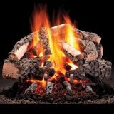 "Mt. Vernon Vented 21"" Gas Logs with Safety Pilot - NG"