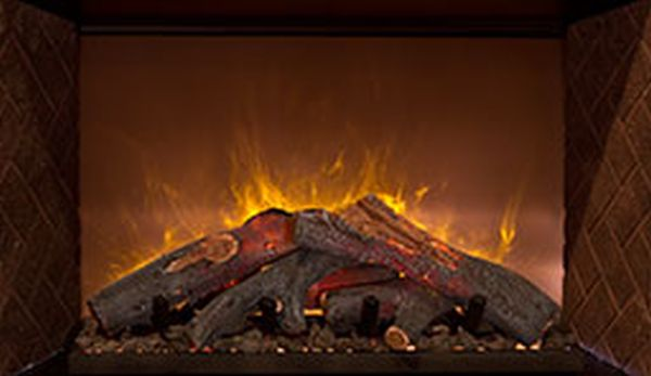 "Canyon Juniper Logs - 36"" By Modern Flames"