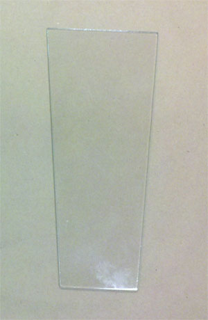 Tempered Glass Pane for VK and WK Outdoor Lamps