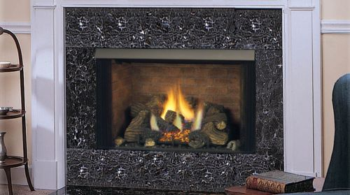 "Monessen 36"" Circulating Firebox with Refractory Firebrick"