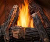 Monessen HDLOGS-ODCOUG High Definition Log Set for Courtyard Fireplace