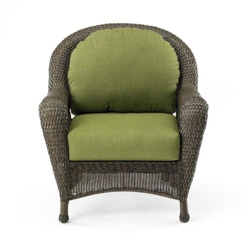 Outdoor Greatroom Balsam Collection Chair in Spectrum Cilantro