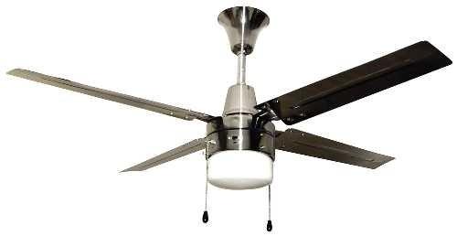Premier Bala 102563 Ceiling Fan 48 In.- Brushed Chrome
