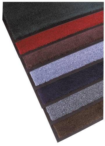 Premier Floor Mat Rubber 3 Ft. X 4 Ft. Charcoal