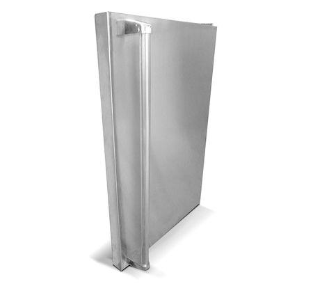 Stainless Steel Fridge Upgrade Door Liner-Right Hinge