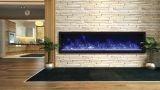 "Remii Extra Slim Indoor/Outdoor Built-in Electric Fireplace - 65"""