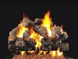 Standard Charred Royal English Oak Gas Logs- 36 Inch- LOGS ONLY