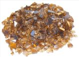 New Copper Reflective Package of Fyre Glass - 10 lbs.