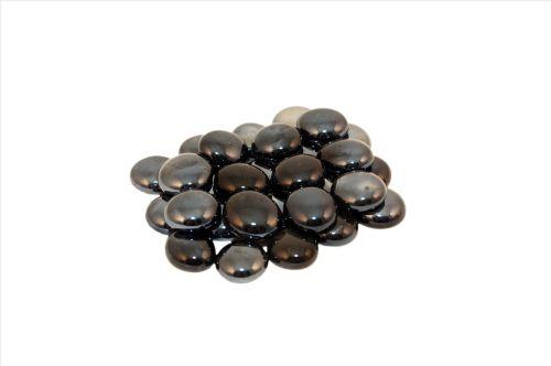 Black Pearl Bucket of Fyre Gems - 40 lbs.