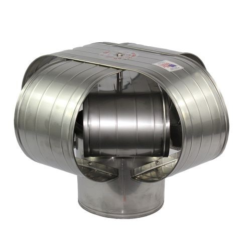 6 Quot Vacu Stack Stainless Vss 06 Chimney Cap Hardware And