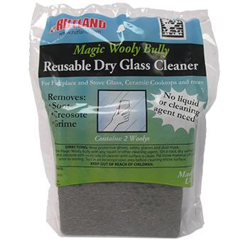 Rutland Magic Wooly Bully Dry Glass Cleaner at Sears.com
