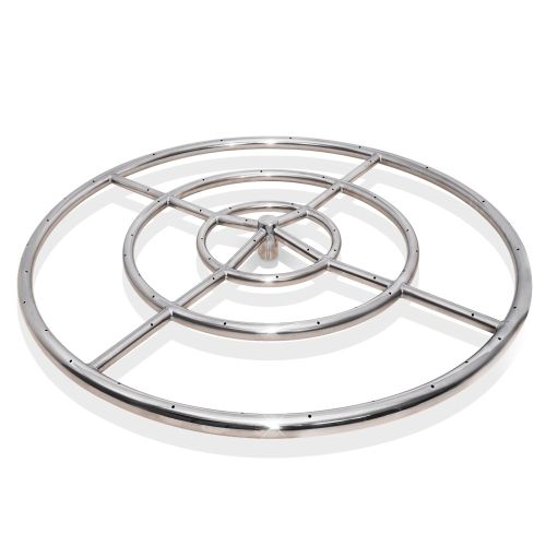 """Starfire Designs 30"""" Triple Fire Pit Ring - NG"""