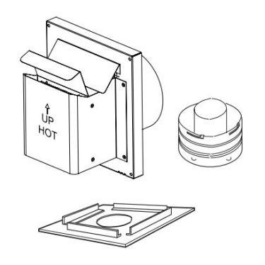 Superior SV45HTKCT Compact Termination Kit SV4.5