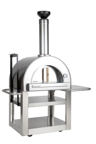 Forno Venetzia Fully Assembled Pizza Oven - Copper