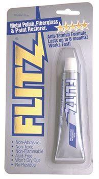 Flitz Metal Polish 50 gr. (1.7 oz.)