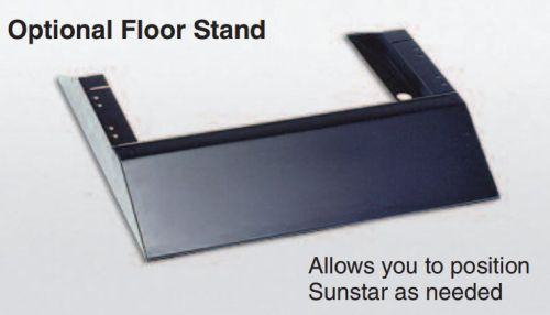 Floor Stand for 6-10K BTU SunStar / Corcho Heaters