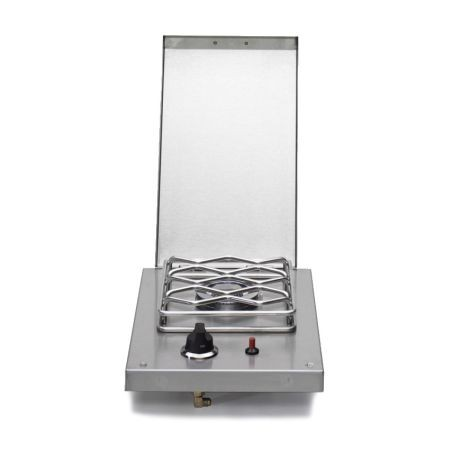 Summerset Grills Single Stainless Steel Natural Side Burner at Sears.com
