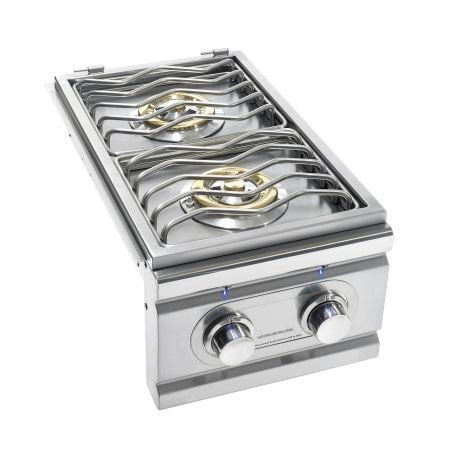 Summerset Grills TRL Double Stainless Steel Natural Side Burner at Sears.com