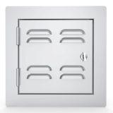"Classic Series, 12"" x 12"" Vented Utility Access Door - Left Swing"