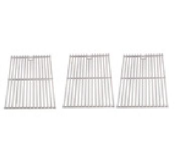 Set of 3 Stainless Steel Cooking Grates for 42-inch Sunstone Grills