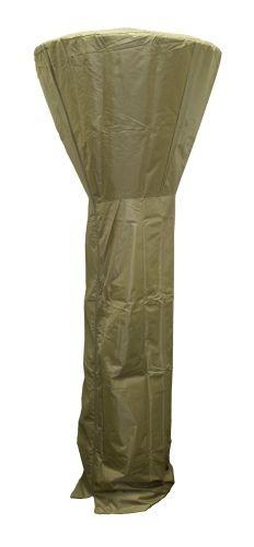 Tall Heater Heavy Duty Waterproof Cover - Tan