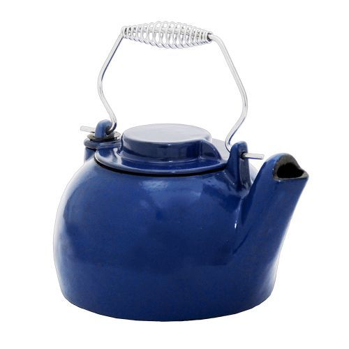 T-16-BL- 2.5 Quart Cast Iron Humidifying Kettle