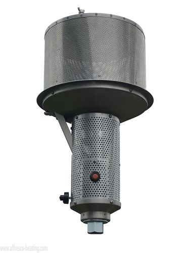 Natural Gas Heater Head with DSI Ignition