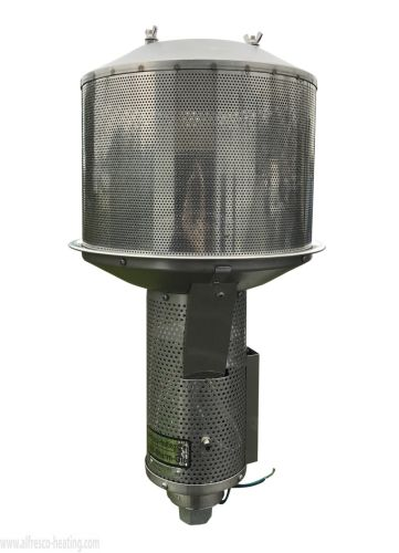 Natural Gas Heater Head with Automatic Ignition