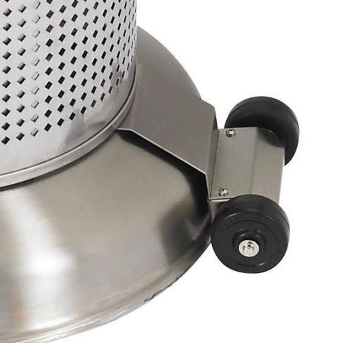 Sunglo 10295 416 Stainless Steel Wheel Kit