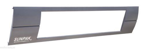 Sunpak 12020 4 Front Fascia Kit - Grey