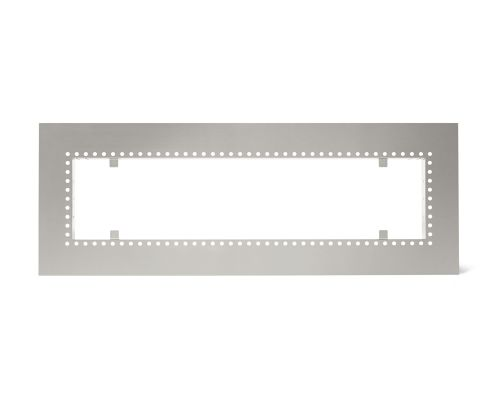 Grey Flush Mount Frame for W33 Heaters