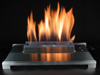 """American 30"""" Double Face Stainless Steel Natural Gas Burner with On/Off Control at Sears.com"""