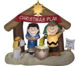 Arett G08 88124X Peanuts Nativity Scene